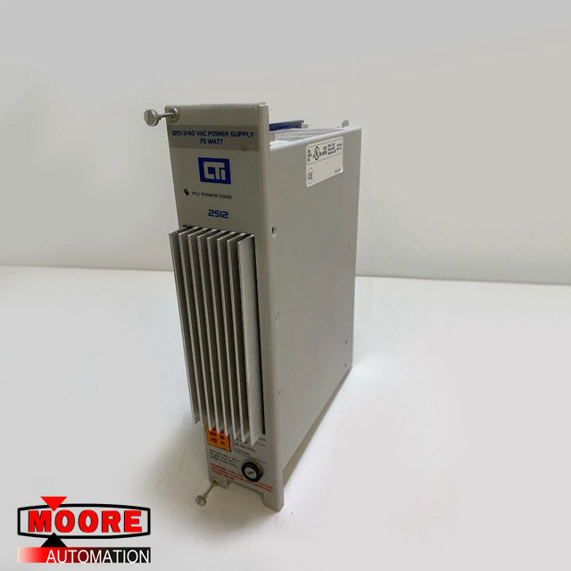 CTI-2512 2512 CTI Power Supply 120 / 240VAC 75W 901D-2515