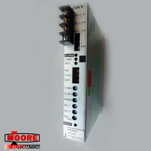 Modul Deteksi Posisi SONY MD20A, SR SERIES INTERPOLATOR