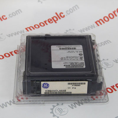 GE Fanuc IC693CPU374-GS 90-30 Series CPU Controller dengan Ethernet Interface